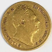 1832 Great Britain Sovereign Gold Coin - High Quality Scans C864