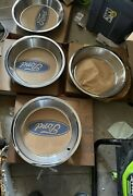 Nos 1970 Ford Mustang Mach 1 Wheel Bands Set