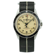 Bell And Ross Br V2-92 Military Beige Brv292-bei-st/sf Watch