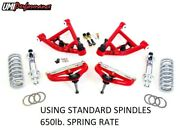 82-03 Chevrolet S10 Gmc S15 Sonoma Umi Competition Front End Kit Red 3059-1-r