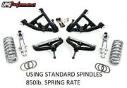 82-03 Chevrolet S10 Gmc S15 Sonoma Umi Competition Front End Kit Black 3059-2-b