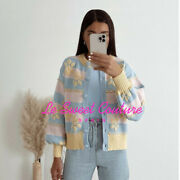 Zara Woman Nwt Ss21 Only One Floral Jacquard Cardigan All Sizes 6771/133