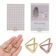 Desktop Decoration Clamps Stand Photos Clips Table Numbers Holder Place Card