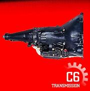 Performance Automatic C6 Fe Ford Super Streeter Transmissions Pa36101fe