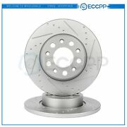 Rear Brake Rotors For Jeep Compass Renegade Fiat 500x