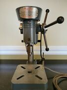 Cameron Micro Drill Press 164a-7 With Jacobs Chuck
