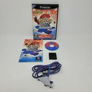 Pokemon Box Ruby And Sapphire Gamecube 2004 Complete Manual Gba Cable Cib