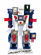 Vintage Transformers Generation 1 Fortress Maximus Body Incomplete G1 Fort Max