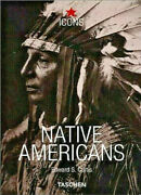 Native Americans Bandw Photography Taschen Icons Series Book Edward S. Curtis.