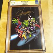 Marvel Comic 1000 Cgc 9.9 Gem Mint Virgin 3 Signed By Js Campbell At Cgc 9.9