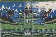 Tolkien The Hobbit Or There And Back Again. Fine Copy In Dust Jacket. 1958.