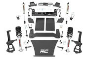 6 Rough Country V2 Lift Kit New Strut 21771 For 19-21 Chevy Silverado 1500 4wd