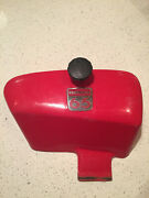 1965 Honda S65 Right Side Cover With Badge And Knob