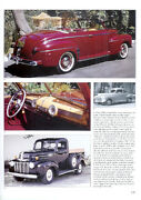 1942 Ford Article - Must See + Pickup Truck + Woody Wagon + Convertible