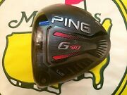 Lh Very Good Condition Ping G410 Plus 9 Driver Head / Headcover Left Handed