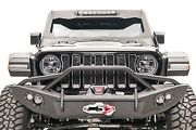 18-c Jeep Jl Integrated Light Wide Flare With Base Fender