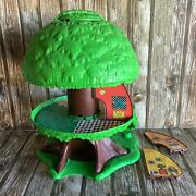 Toltoys Kenner Tree Tots Treehouse - No Figurines