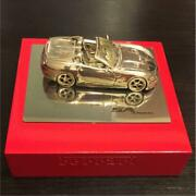 Ferrari Sa Aperta Minicar 1/43 Scale With Dvd Purchase Benefits Japan Authentic