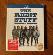 The Right Stuff 30th Anniversary Digibook Blu-ray 2013 Oop Brand New / Sealed