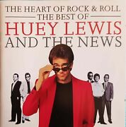 Cd Huey Lewis And The News Ref 3323