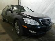 Engine 221 Type S550 Awd Fits 09 Mercedes S-class 1607027-1