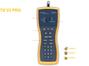 New Fluke Networks Ts23pro Linemanand039s Telephone Test Butt Set With Abn Clips