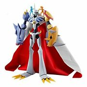 S.h.figuarts Omegamon Bokura No Wargame Action Figure With Tracking New Japan