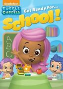 Bubble Guppies Get Ready For School New Dvd