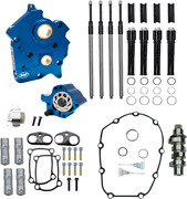 S And S Cycle 475 Cam Chest Kit Chain Drive Black Oil Cooled 310-1012b