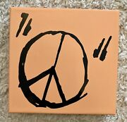 Sign O The Times - The Singles Third Man/npg Numbered 7andrdquo Peach Box Set