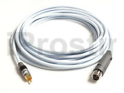 Supra Sublink Audio Xlr-rca Single Channel Subwoofer Hi-fi Cable Made In Sweden