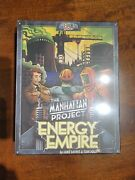 The Manhattan Project Energy Empire Board Game Minion Games