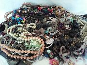 Huge Junk Drawer Estate Finds Jewelry Lot 21 Lbs Vintage And Modern Wearable