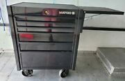 Matco 4s 1 Bay 22 Toolbox - Excellent Condition - 4122r-