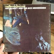 Art Blakey And The Jazz Messengers The Witch Doctor 4 Track Reel Blue Note