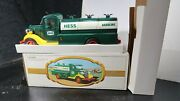 1982 Hess Truck Boxed Working With Inserts