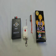 A01 1 Cues Fireworks Firing System Transmitter Radio Fire Remote Wireless Switch