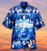 Bowling Is The Best Part Of My Day Unisex Hawaiian Shirt
