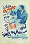 Gold Coin Silver Antique Coins Across The Pacific Original One Sheet Movie
