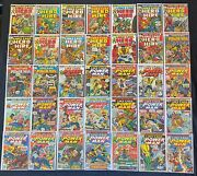 Luke Cage/power Man And Iron Fist 2-125 Near Full Run Set 48 50 Missing 6 Issues