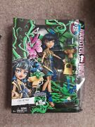 Monster High Cleo De Nile Gloom And Bloom 2014 Exclusive New In Box Doll