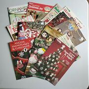 Christmas Holidays Crochet Pattern Books And Leaflets Halloween +-- You Choose