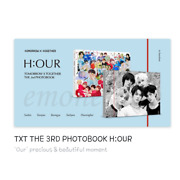 Pre-order Tomorrow X Together Txt The 3rd Photobook [ Hour In Suncheon ] + Gift