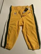 Nike Aaron Rodgers Green Bay Packers Player Issued Pants Game Worn Rare Tagged