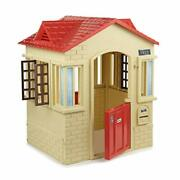 Little Tikes Cape Cottage Playhouse With Working Doors Windows And Shutters -...