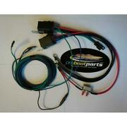 Cmc/th 7014g Marine Wiring Harness Jack Plate And Tilt Trim Unit - Check It Out