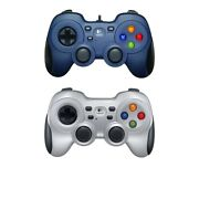 Logitech Gamepad Wired Wireless Gaming Controller F310 F710 For Pc Android Tv Ps