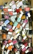 Essie Nail Polish Lot 200 Bottles With Duplicate Colors