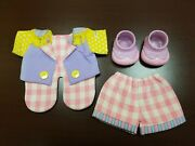 Cabbage Patch Kids Vintage Clown Outfit With Shoes