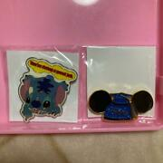 Tokyo Disney Resort 2015 Cast Member Exclusive Lanyard Accessory Micky Hat And